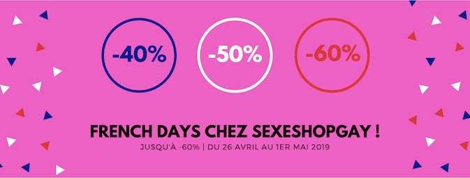 French Days Sexeshopgay