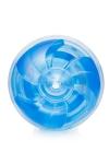 Masturbateur Fleshlight Turbo Thrust Bleu Transparent