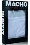 Slip Gris Classique Macho MC088