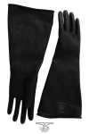 Gants Longs Industriels pour Fist - Ces solides gants noirs industriels pour le fist sont long. Fabriqués en caoutchouc naturel et en latex, ils sont très solides et vous permettent des fists profonds et des pratiques extrêmes. Explorez le BDSM !