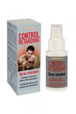 Spray Retardant Homme Control Retarding - Retarder son éjaculation avec Control Retarding un spray retardant homme qui calme l'excitation sexuelle