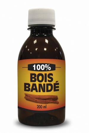 Bois Bandé 200 ml - Bouteille de 200 ml de Bois Bandé ou Muira Puama. Formule à 100% à base de bois bandé, fabriqué en France. Il accroit votre désir et votre résistance mentale et physique. Vous bandez mieux et plus fort.