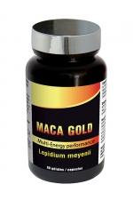 Ginseg Péruvien Maca Gold - Maca gold est un ginseng péruvien, un aphrodisiaque naturel connu et reconnu, ainsi qu'un tonique naturel, bon pour les performances mentales, physiques et le désir sexuel.
