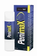 Crème de Soin Stimulante pour Pénis PenimaX : Crème de soin naturelle pour le pénis aux actions stimulantes et aphrodisiaques. Elle tonifie votre sexe et améliore la circulation sanguine. Résultant vous bandez plus dur, votre verge est plus épaisse et plus longue.