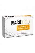 Maca 1000 Nutri Expert : Maca 1000 est un aphrodisiaque naturel à base de guarana et de maca, deux plantes qui renforcent votre organisme, stimulent votre libido, votre désir sexuel, vos performances mentales et physiques.