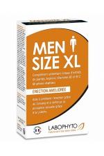 Complément Alimentaire Aphrodisiaque Naturel Labophyto Men Size XL 60 Gélules