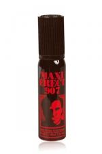 Maxi Erect 907 - Un spray qui favorise l'érection et stimule la micro circulation sanguine : votre sexe est plus ferme, plus sensible à l'excitation et votre érection dure plus longtemps avec ce spray fabriqué en France.