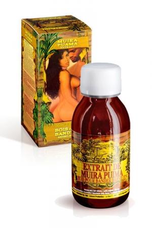Muira Puama - Le muira puama est un stimulant sexuel masculin connu comme le loup blanc : il n'y a pas mieux pour avoir une érection en béton armé. Cet aphrodisiaque est composé de gingembre et d'écorce de muira puama.