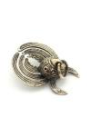 Parure de sein Chooka - Une superbe pince à sein en bronze en forme d'oiseau pour prendre son pieds : Chooka est un animal mythique et très sexuel !