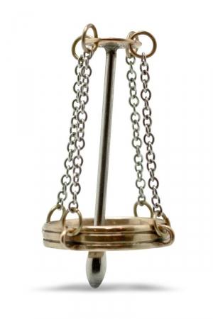 Bijou d'uretre Yourether - Le cockpin Yourether: un bijou d'urêtre réservé aux amateurs d'érotisme et de plaisir avertis.