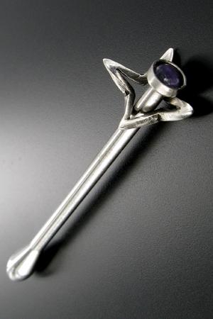 Bijou d'urêtre Cockpin Star - Bijou uretre pour homme : ce bijou intime à glisser dans votre uretre est à réserver aux homme expérimentés !