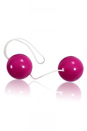 Balles Anales Orgasm balls - Deux balles anales à petit prix : un produit basique mais efficace pour s'initier à ce sextoy très efficace.