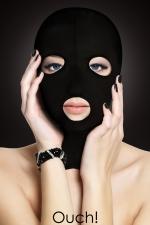 Cagoule Subversion - Ouch! - Conservez l'anonymat de votre soumis(e) avec la cagoule  Subversion Mask  de Ouch!.