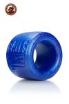 Ballstretcher Balls XL Bleu Oxballs - Ballstretcher Balls XL bleu Oxballs destiné aux hommes avec de grosses bourses. Il étire leur testicules au maximum ou procure une érection dure et interminable. Fabriqué en silicone bleu ultra confortable, c'est une référence.