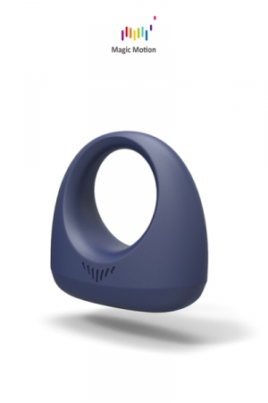 Cockring Vibrant Connecté Dante - Dante Smart Wearable Ring est un cockring vibrant connecté hyper-performant pour les plaisirs du couple.