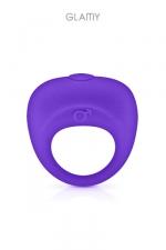 Anneau de Sexe Vibrant en Silicone Extensible - Un anneau pénien vibrant pour avoir une érection renforcée et plus longue