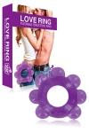 Cockring  Love Ring - Anneau de pénis en caoutchouc souple sans phtalate de 2 à 8 cm de diamètre. Ce cockring accroît la durée de votre érection et vous permet de mieux la contrôler. Il s'adapte à tous les sexes, petits comme gros.