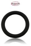 Cockring Noir en Silicone Malesation - 3 diamètres : 4, 4,5 et 5 cm pour ce cockring noir en silicone médicale fabriqué par Malesation. Souple et sans phtalate, cet anneau de pénis est facile à nettoyer. Il vous garantit des érections dures et longues pour un plaisir extraordinaire.