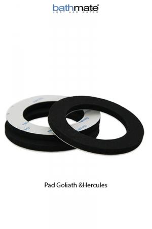 Pad de Confort Bathmate pour Pompe à Penis - Pad de confort en silicone pour les modèles Goliath, Hercules, X30 ou X40.