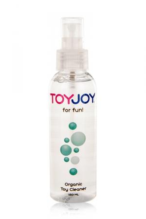 Nettoyant SexToys ToyJoy 150ml - Spray nettoyant pour sextoys de 150 mL, anti-bactérien et hypo-allergénique. Testé cliniquement, idéal pour nettoyer votre sextoy homme.