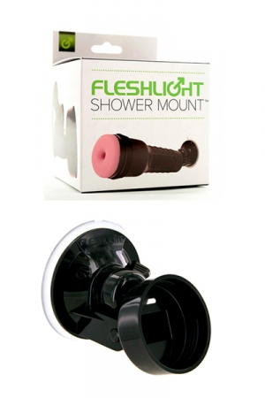 Shower Mount Fleshlight - Support de douche � ventouse Fleshlight Mount, pour se faire plaisir avec son masturbateur, sans les mains!