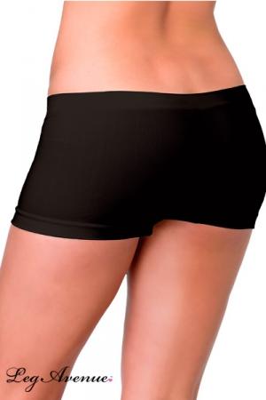 Shorty Extensible sans Couture pour Travesti - Shorty extensible pour travesti, sans couture et doux à porter, comme une seconde peau.