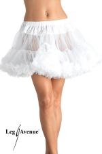 Jupon gonflant : Un jupon gonflant qui donne vie à vos costumes et déguisements sexy.