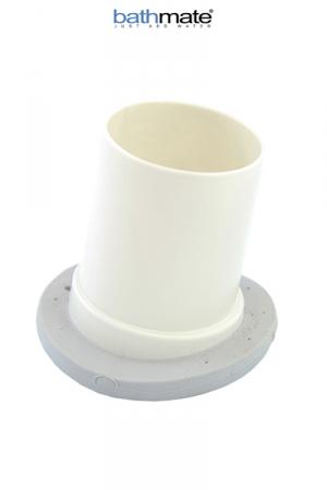 Long Insert Bathmate - Pour le développeur de pénis Bathmare X30 ou X40: améliore le confort et la puissance de succion et donc la vitesse d'agrandissement de votre sexe.