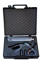 MisterB Pump Box : Le coffret développement contient une pompe, un manomètre et un cylindre. Livré dans sa malette de transport. Faites grossir votre pénis partout grâce à MisterB !