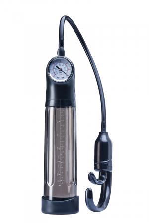 Pompe à Bite Malesation Penis Pump Special - Pompe à sexe avec manomètre de qualité supérieure pour muscler votre bite et votre érection. Vanne à dégagement rapide pour dégonfler la pompe rapidement. Soyez plus viril et plus imposant.