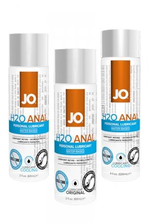 Lubrifiant Jo H2O Anal 60 ml