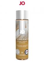 Lubrifiant aromatisé vanille 120 ml - Lubrifiant de la marque System Jo, fabriqué aux USA. Ce lubrifiant au format 120 ml est parfumé au goût de vanille.