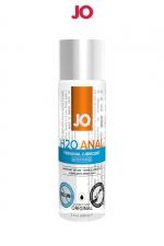 Lubrifiant anal 60 ml - Lubrifiant spécial anal à base d'eau, pour la pratique de la sodomie avec un partenaire ou pour jouer avec un sextoy.