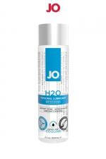 Lubrifiant H2O effet frais 120 ml - Le lubrifiant de référence de System Jo, à base d'eau en version rafraichisante.