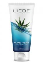 Lubrifiant neutre aloe vera 100 ml - Lubrifiant intime parfumé délicatement. Il est enrichi avec des extraits naturel d'Aloe vera pour un meilleur confort.