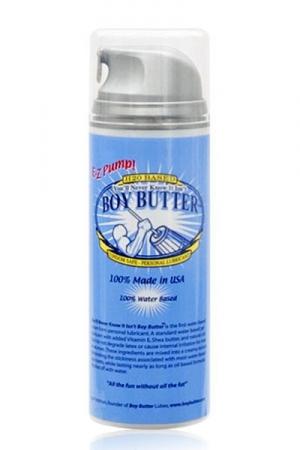 Lubrifiant Boy Butter H2O pour fist et pénétration