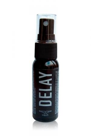 Spray Retardant Mister B Delay 30 ml - Retardant sexuel, effet rafraichissant et apaisant pour prolonger le plaisir et différer l'éjaculation. Parfait pour les hommes éjaculateurs précoces ou pour ceux qui veulent prolonger le plaisir !