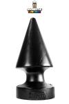 Plug Giant Crack Attack - Un gros plug de 22 cm de long & 10 cm de diamètre en forme de pique ! Pour une pénétration exceptionnelle & un plaisir hors norme !