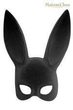 Masque de Lapin avec Pompon Clipsable pour Sissy Maison Close