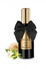 Huile de massage parfumée Aphrodisia - Avec l'Huile de massage parfumée Aphrodisia de Bijoux Indiscrets,  découvrez le plaisir sensoriel à l'état pur.
