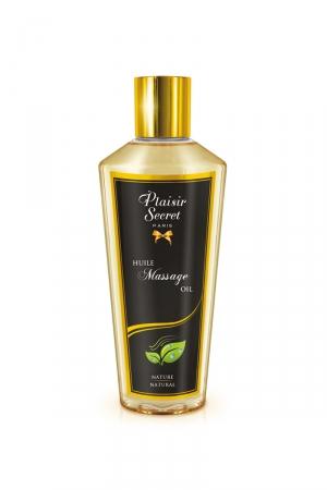 Huile de Massage Sèche Sans Parfum
