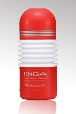 Tenga Rolling Head Original - Tenga Rolling Head est un masturbateur homme dédié aux hommes sensibles du gland : stimulation intense garantie !