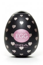 Tenga Egg Lovers - Tenga présente la nouvelle version de son masturbateur masculin en forme d'oeuf.