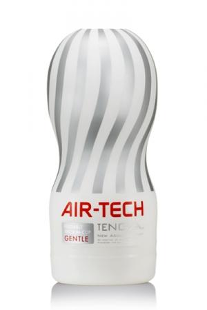 Masturbateur r�utilisable Tenga Air-Tech Gentle - Une stimulation douce et caressante pour de d�licieuses sensations.