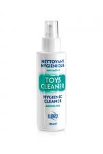 spray nettoyant pour sextoy en pastique ou aluminium