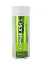 Poudre régénérante Fleshlight - Poudre régénérante Fleshlight : idéale pour l'entretien de votre Fleshjack favori, retrouvez un masturbateur homme comme neuf !