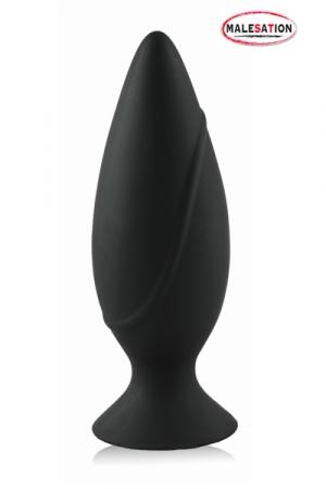 Petit Plug Anal 10 cm Malesation Butt Plug Small - En silicone, un plug anal pour débuter et s'initier à la sodomie. Facile à nettoyer, sa surface douce et résistante est lisse et hypoallergénique. Ce plug mesure 10 cm de long par 3,2 cm de large.