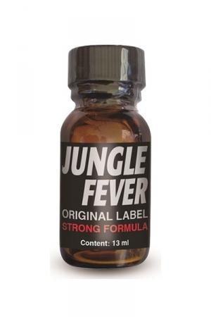Poppers Jungle Fever - Un poppers aux effets intenses, � base d'isopropyle, en flacon concentr� de 13ml.