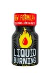 Poppers Liquid Burning 9 ml - Fabriqué au nitrite de pentyle pur à 98%, le poppers Liquid Burning 9 ml est ultra fort, puissant et efficace. Son format poche permet de prendre du plaisir partout. Dilatation anale exceptionelle, vous ne pensez qu'au sexe quand vous le respirez.