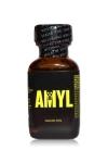 Poppers Amyl 24 ml - 24 ml de poppers puissant au nitrite d'amyle, Amyl est le poppers pour controler les fesses du passif . Plus vous le respirez, plus votre envie de sexe s'accroit. Un poppers pour lope et faire sa salope gay, traire des queues !